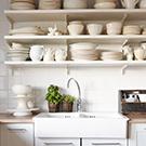 кухонные стеллажи