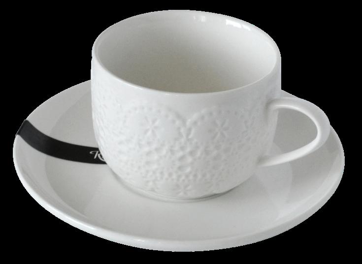 чашка из фарфора