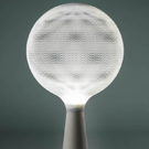 дизайнерская светодиодная лампа