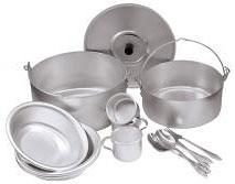 алюмінієвий посуд